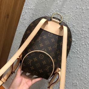 louis vuitton all handbags ellipse monogram m10919 backpacks w24 h12 d30