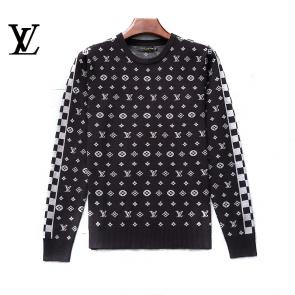 louis vuitton pull nouvelle collection monogram round neck