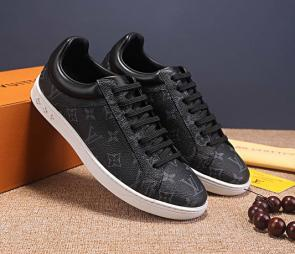 louis vuitton fr chaussures low top lv082077250 black
