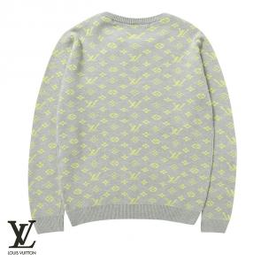 louis vuitton pulls marque streetwear sweater knit monogram