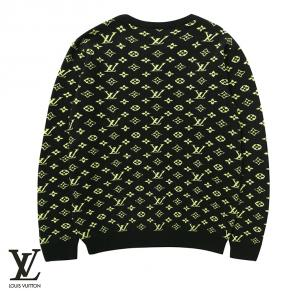 louis vuitton pulls marque streetwear sweater knit classic