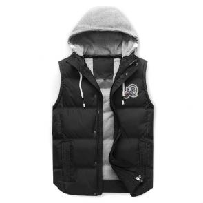 moncler down jacket without sleeves mz201229 hoodie 903s