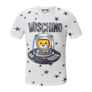moschino t-shirt colourful m0s14 spaceship fly