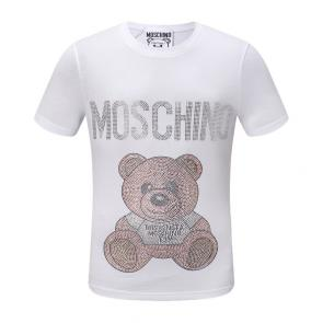 moschino t-shirt colourful nota moschino toy couture