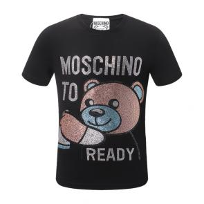 moschino t-shirt colourful to ready bear lovely