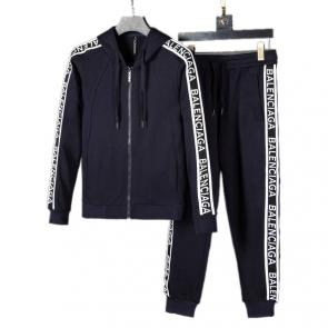 new givenchy  sport sweat suits tracksuits jacket blue