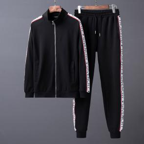 new givenchy  sport sweat suits tracksuits jacket zipper black