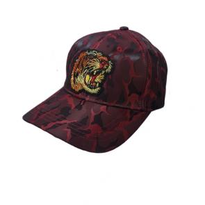 new gucci cap discount embroidery tiger army red