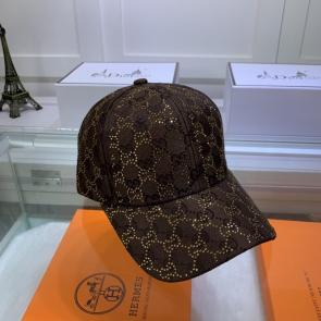 new gucci cap discount g6140 crystal gg brown