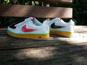 nike air force 1 avec lacet nike  taiwan mandarin duck hook