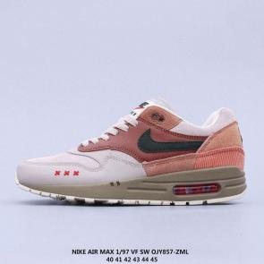 nike air max 1 trainers 2020 ojy857-zml brown
