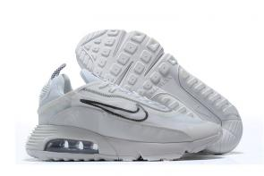 nike air max 2090 fille homme promo air white