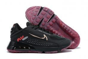 nike air max 2090 fille homme promo black purple