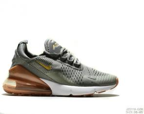 nike air max 270 ultra  flyknit army brown