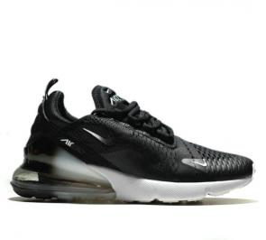 nike air max 270 ultra  flyknit black brown