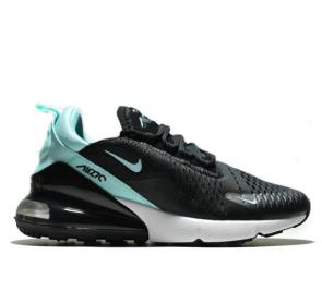 nike air max 270 ultra  flyknit blue black