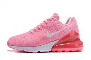 nike air max 270 femmes solde new rose pale