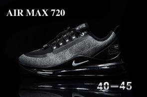 nike air max 720 2019 limited edition 720-008 gray black