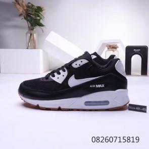 nike air max 90 essential limited edition two leather classic black white
