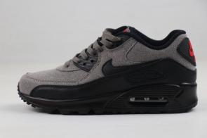nike air max 90 essential man limited edition aj1285 025 gray black