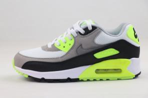 nike air max 90 essential man limited edition cd881 103 gray vert-1