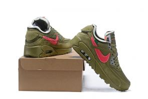 nike air max 90 off white virgil abloh desert ore green-6