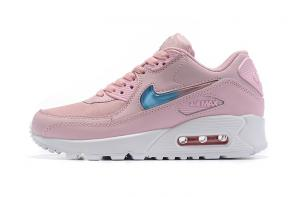nike air max 90 prm curry  women crystal logo pink 36-40