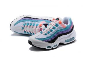 nike air max 95 femme multicolor many color blue