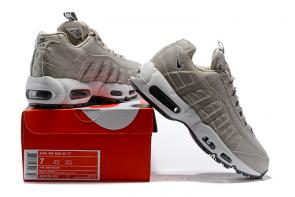 nike air max 95 pas cher girl string label brown