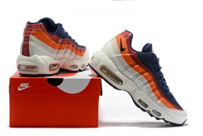 nike air max 95 pas cher girl colorway blue orange