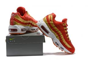 nike air max 95 pas cher girl red gold