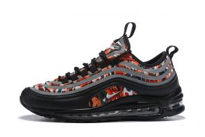 nike air max 97 boys undefeated camouflage black