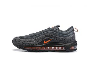 nike air max 97 boys undefeated log leopard