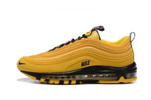 nike air max 97 boys undefeated retro yello cool