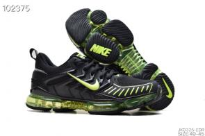 nike air max collection 2019 training shoes green black