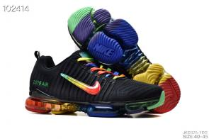 nike air max collection 2019 training shoes jelly logo rainbow