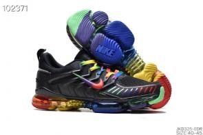 nike air max collection 2019 training shoes rainbow black