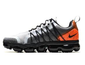 nike air max flyknit 2019 gs running chaussures orange gray