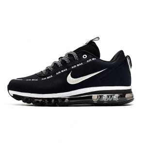 nike air max new 2020 flyknit black