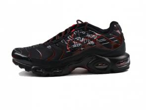 nike air max plus en solde nike logo black
