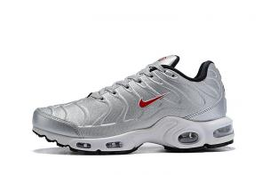 nike air max plus tn requin ultra se wmns silver