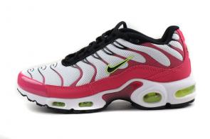 nike air max plus women tn for running 8909-229 red white black