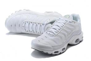 nike air max tn homme solde all white