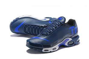 nike air max tn original leather tn blue