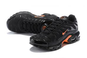 nike air max tn outlet top black orange