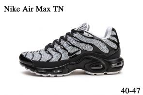 nike air max tn parole sneakers gray black