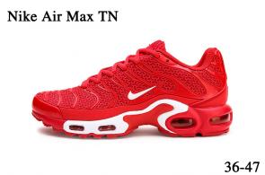 nike air max tn parole sneakers red