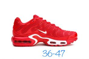 nike air max tn parole women man sneakers rouge