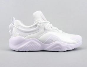nike air trainer huarache 8.0  all white