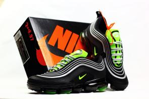nike air vapormax 97 qs pas cher black green
